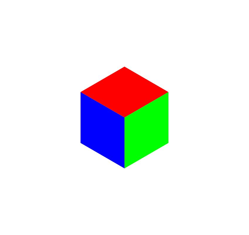Solid fill polygon