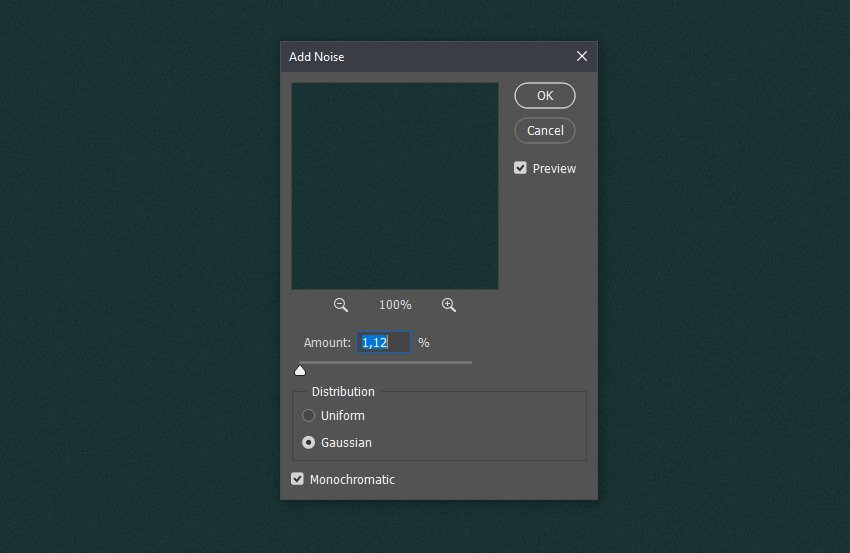 Adding a noise filter
