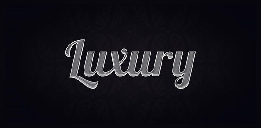 Second luruxy layer style