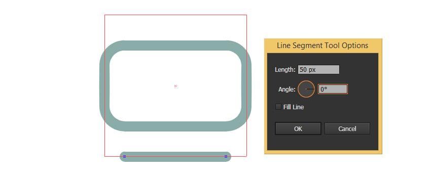 Create a line