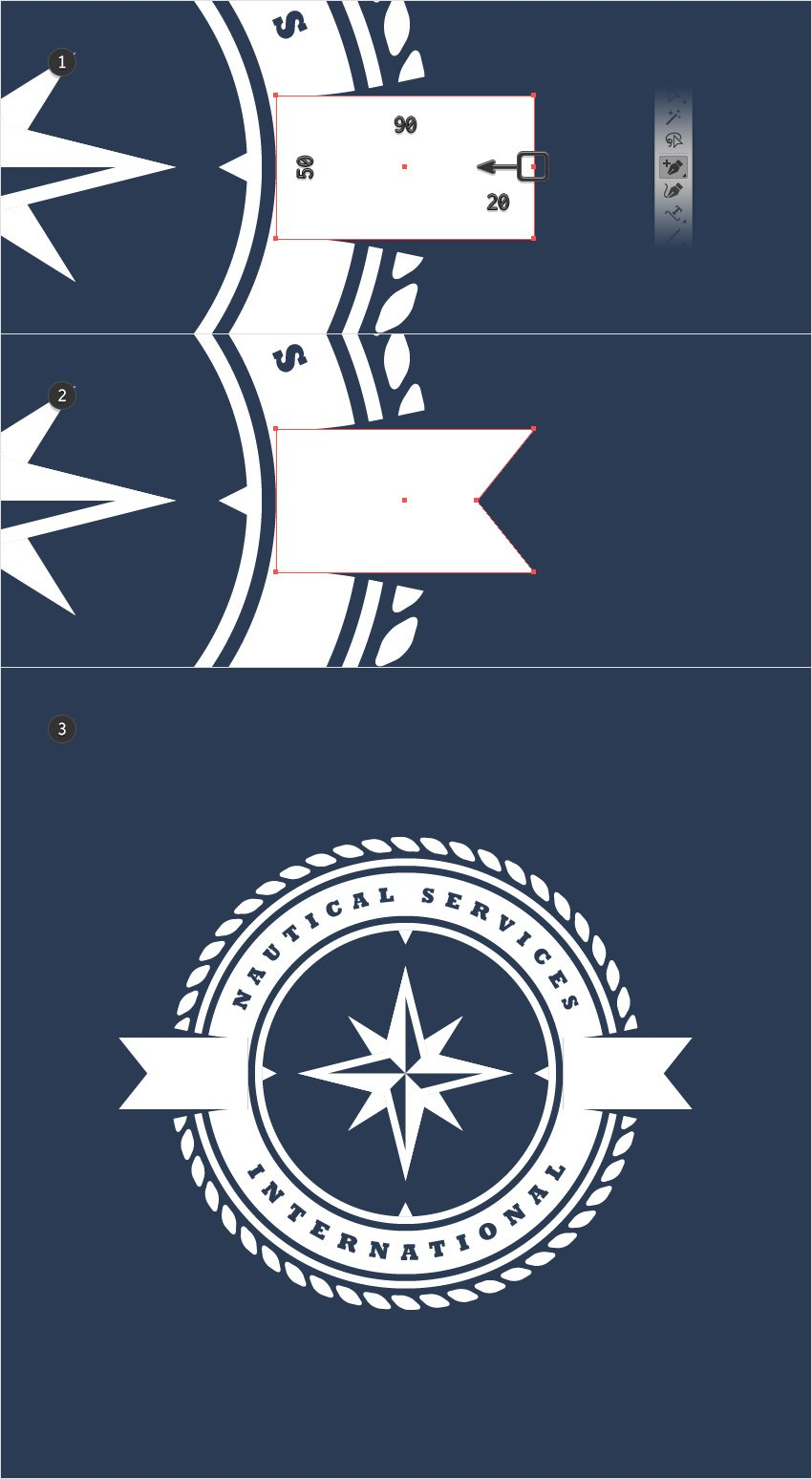 add anchor point