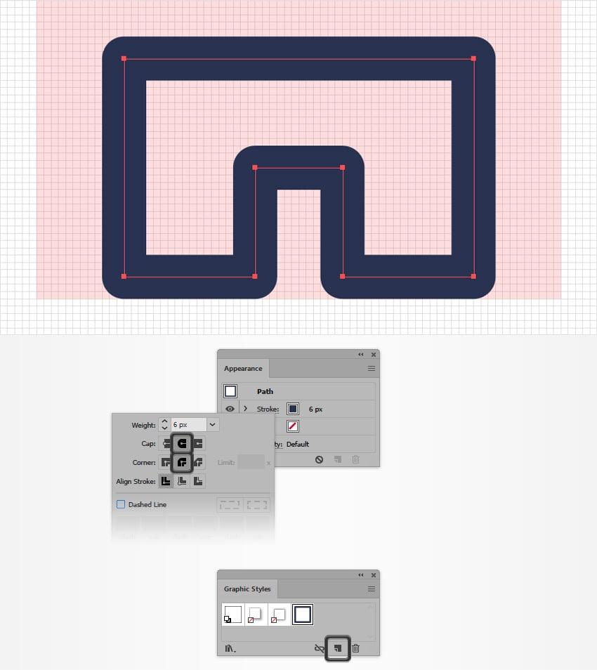 graphic styles