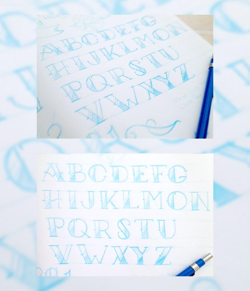 Nautical Flag Alphabet Font Download