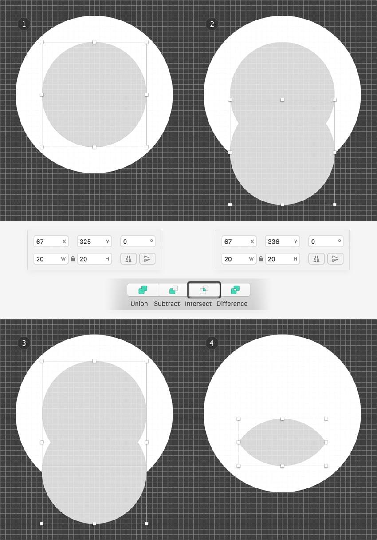 sketch design username icon
