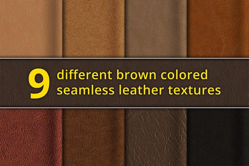 photoshop leather overlay