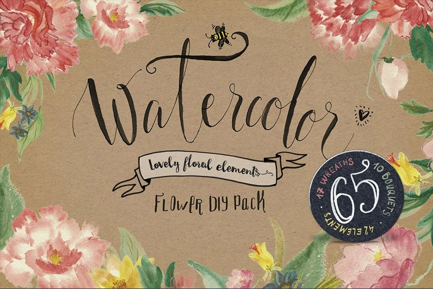 floral overlays for photoshop