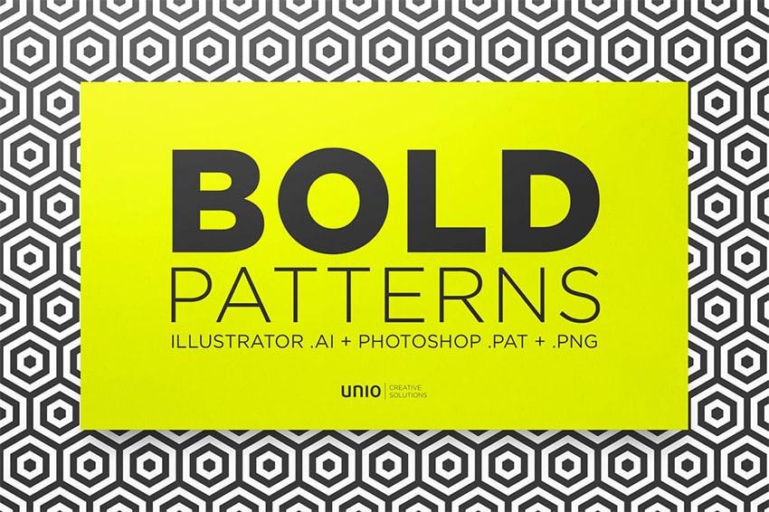 bold patterns illustrator