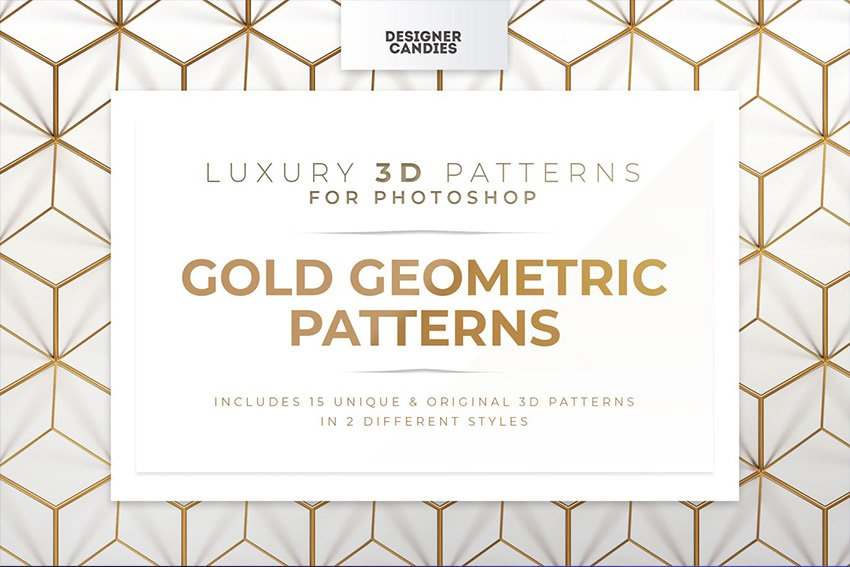 hexagon grid pattern