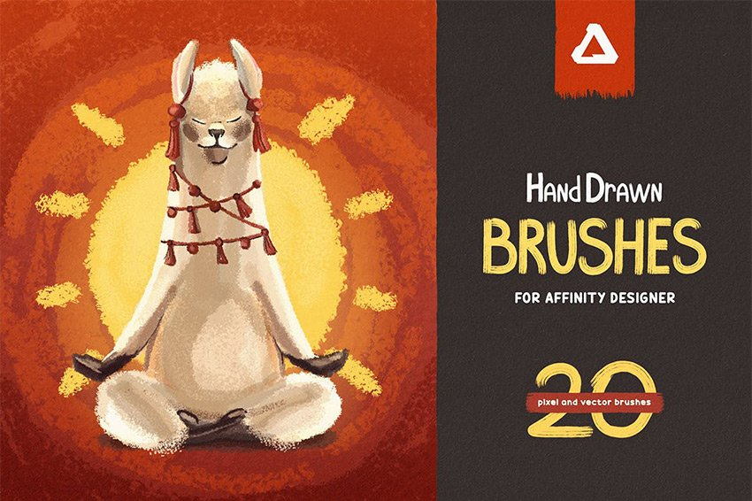 Affinity Designer brush