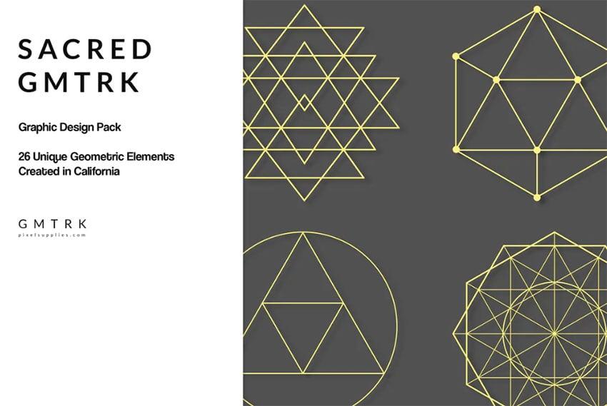 Sacred Geometric Design Kit