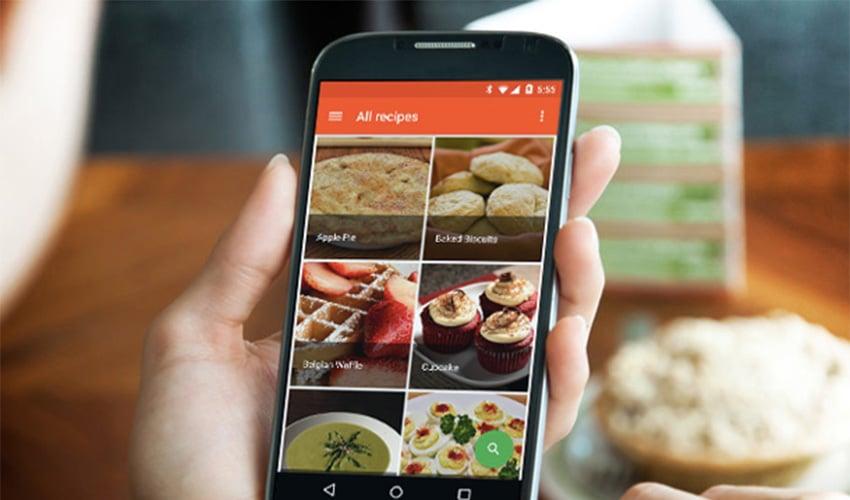 Cookbook Recipe App