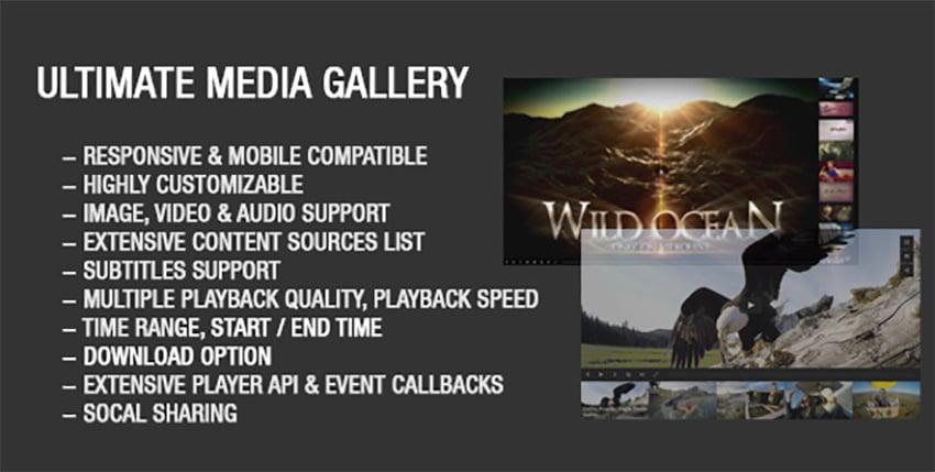 Ultimate Media Gallery