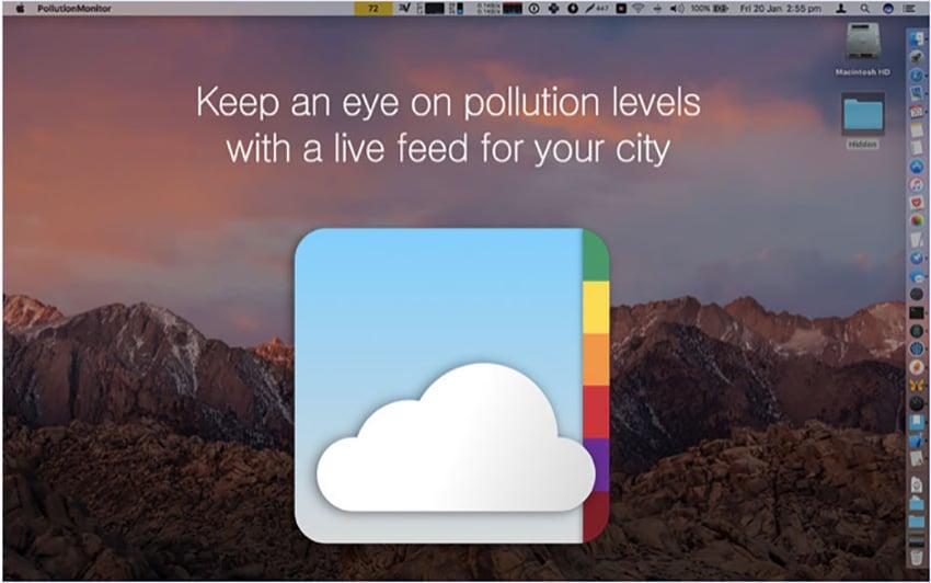 Pollution Monitor