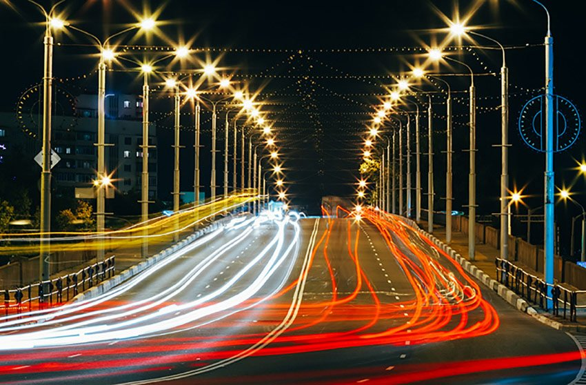 Streaming Taillights