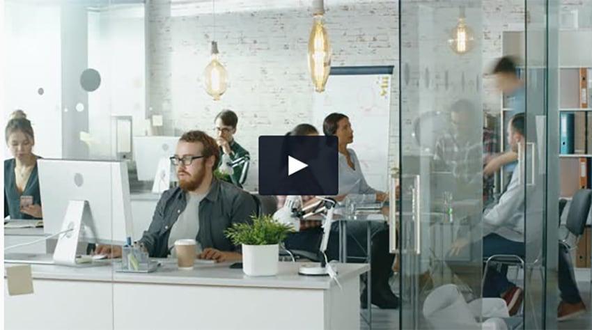 Busy Creative Office