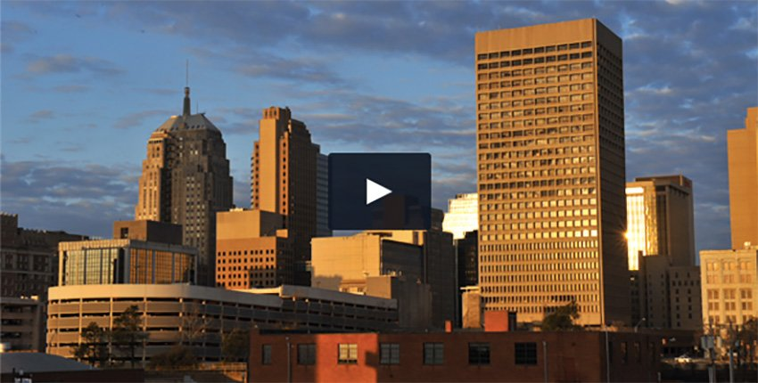 Downtown Morning Timelapse