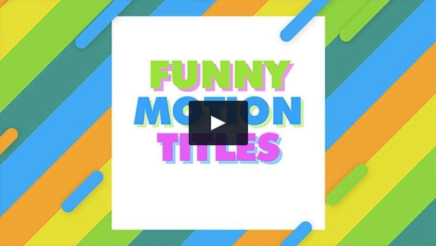 Happy Color Titles