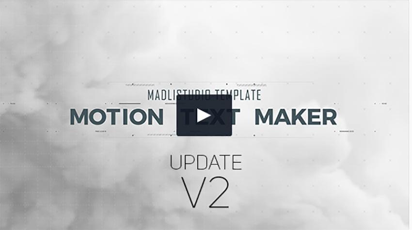 Motion Text Maker