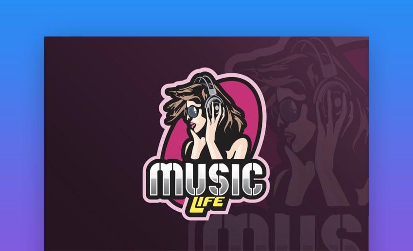 Cool Music Logo