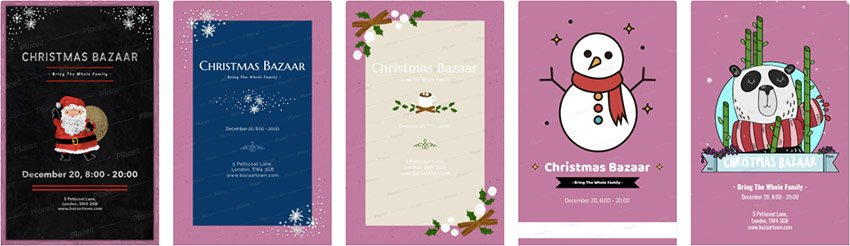 designs for flyers template