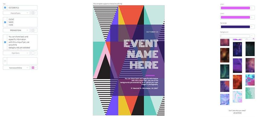 Event Flyer Maker