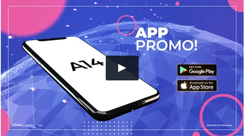 Energetic App Promo