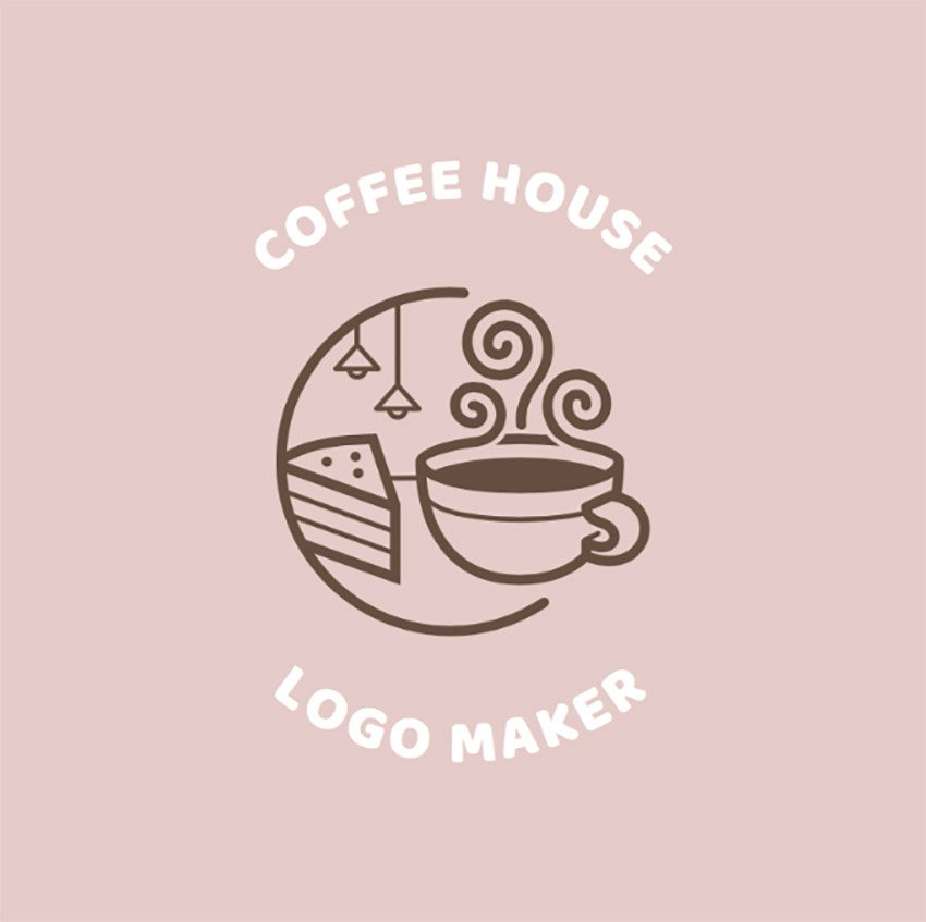 Coffee Shop Logo Maker