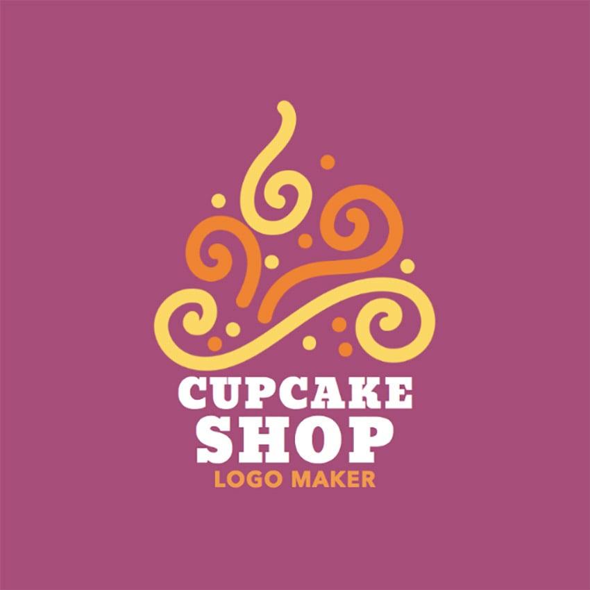 Design a Cupcake Logo