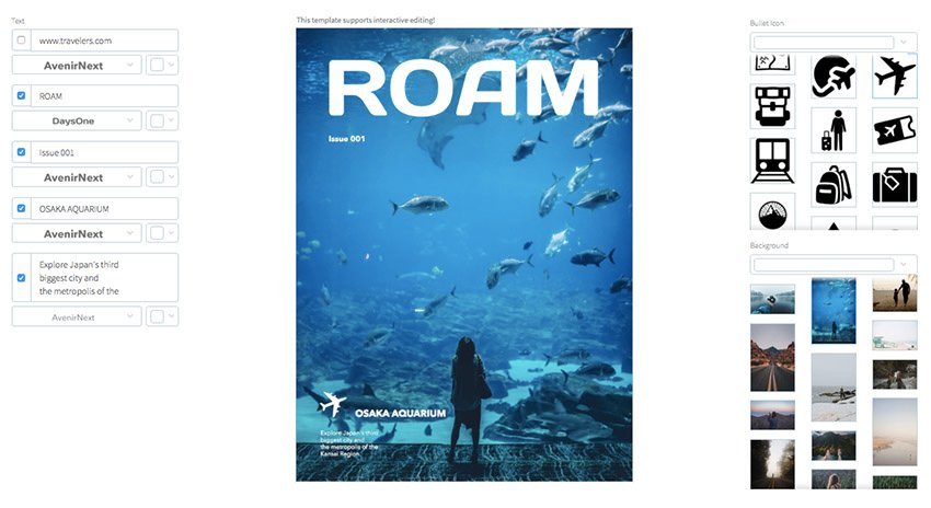 Adventure Magazine Cover