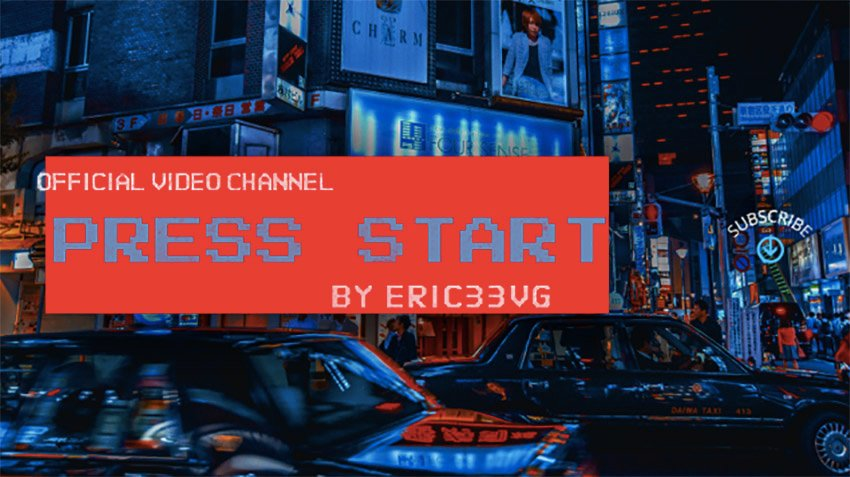 YouTube Banner Maker with Background Image of Tokyo