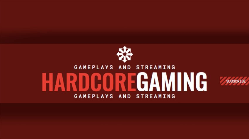 YouTube Banner Creator for Game Streaming Channel