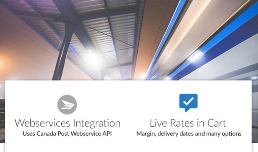 Canada Post WooCommerce Shipping Plugin