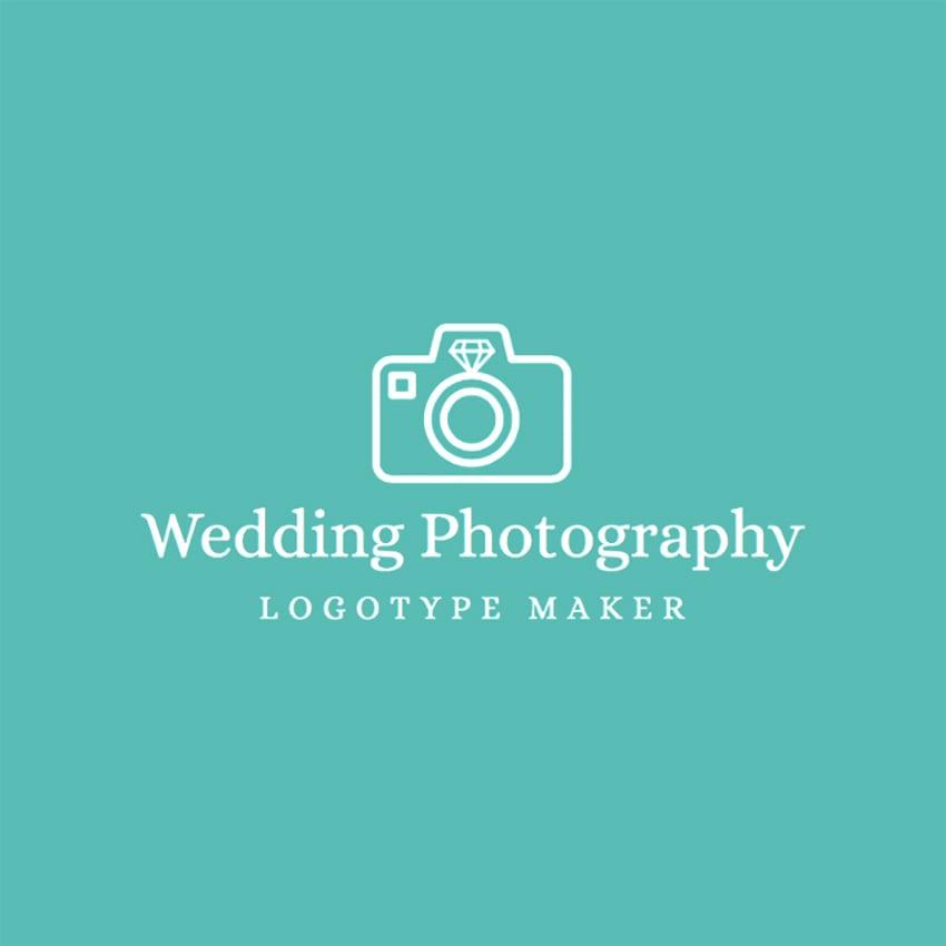 Wedding Photography Logo Maker