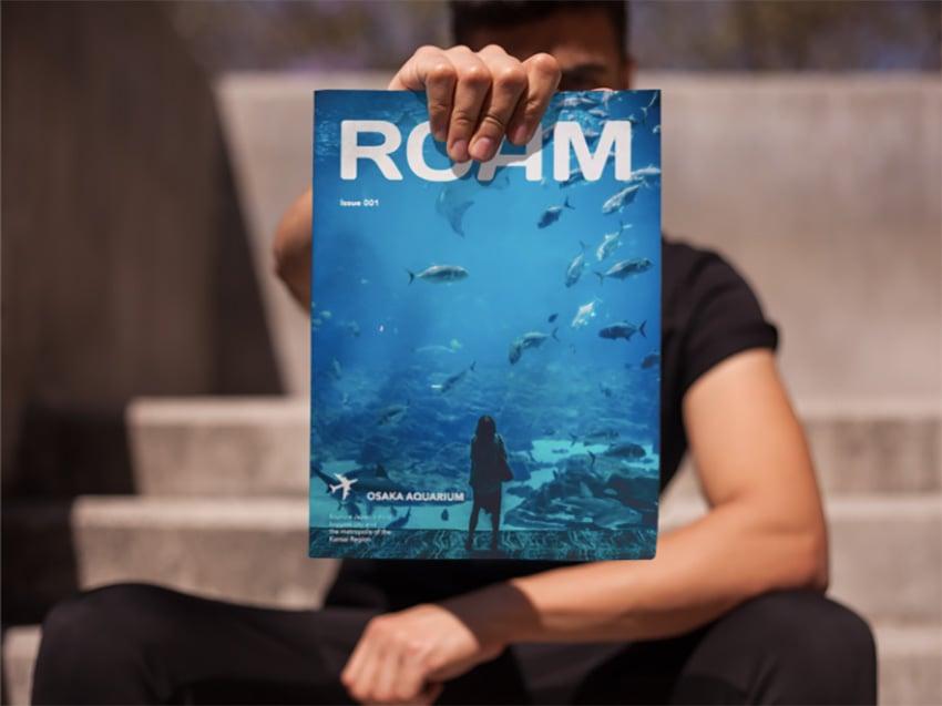 42 Best Magazine Mockups