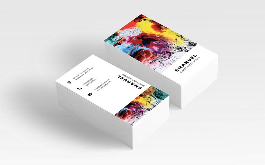 Business Card by TMint