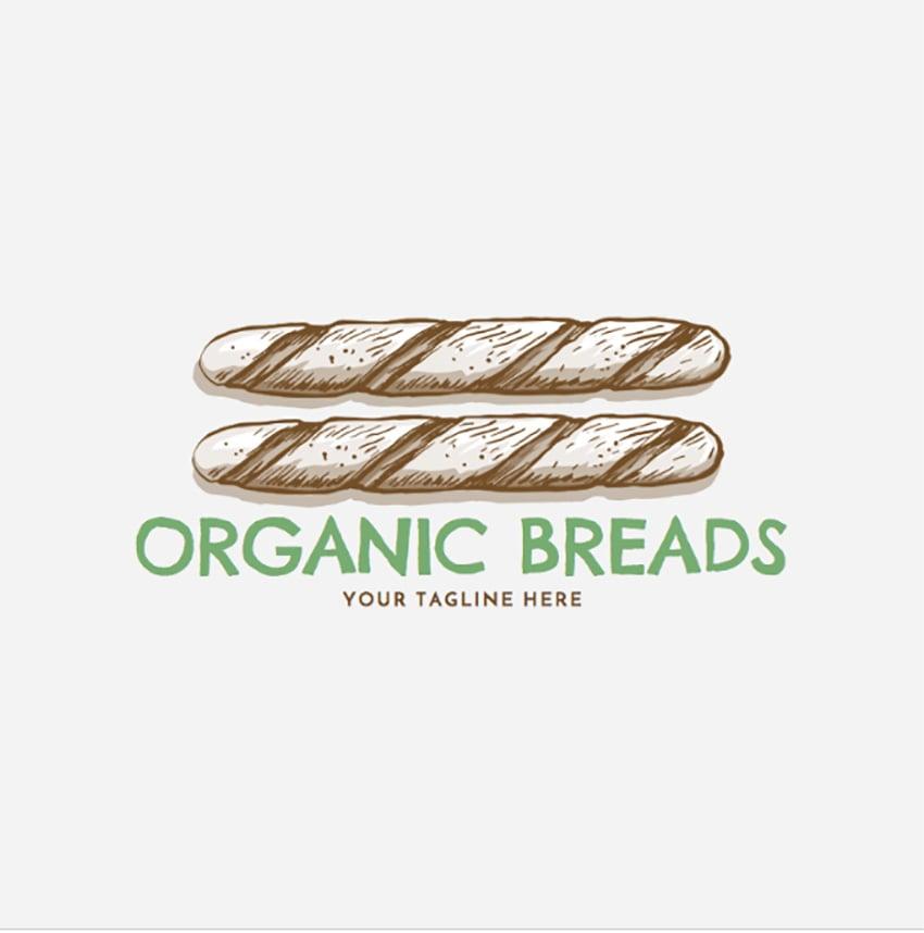Bread Logo Maker