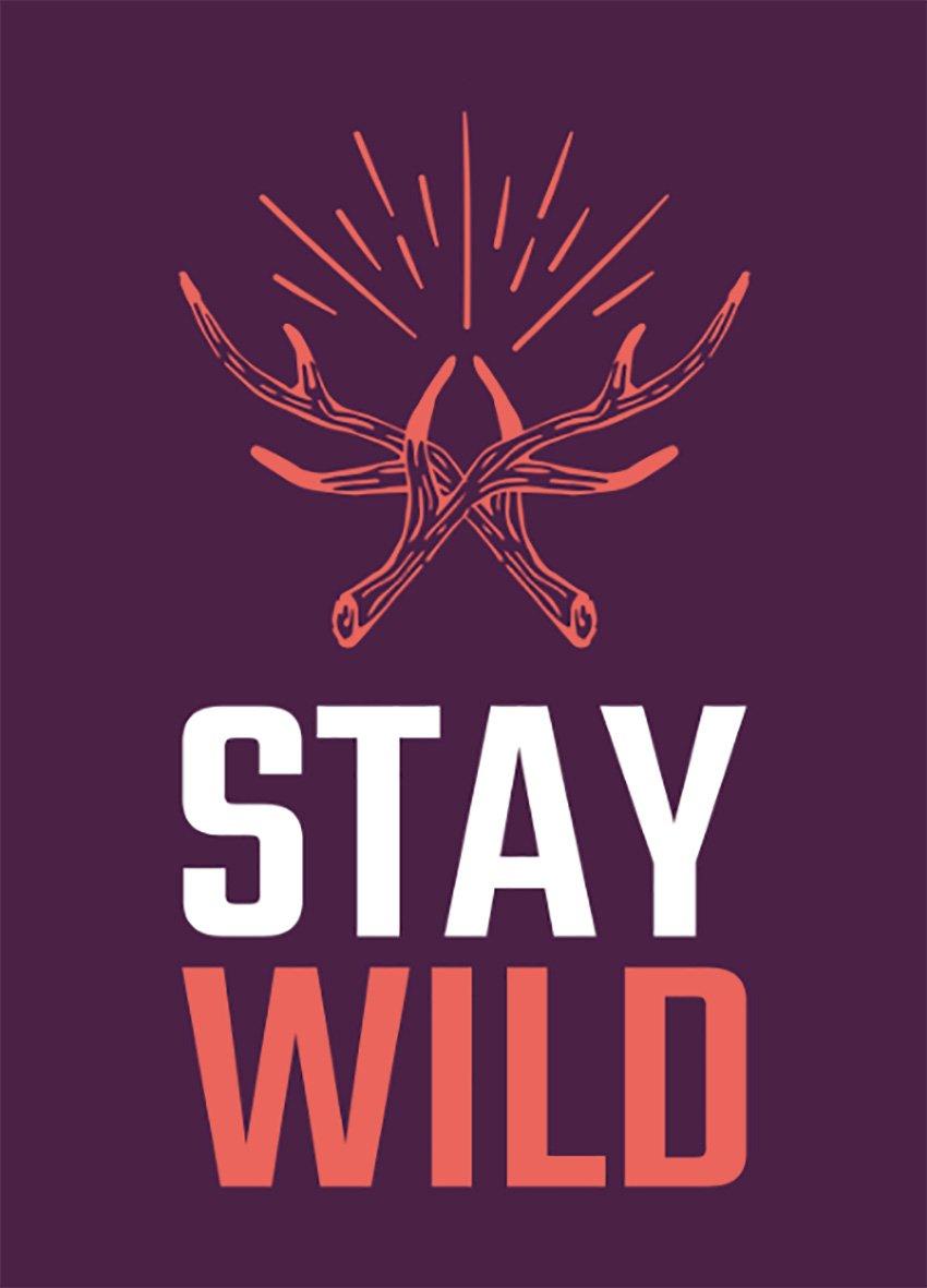 Wild Life Camping T-Shirt Maker