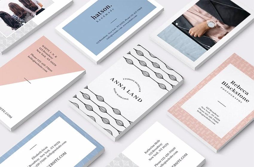 MALINA Business Cards