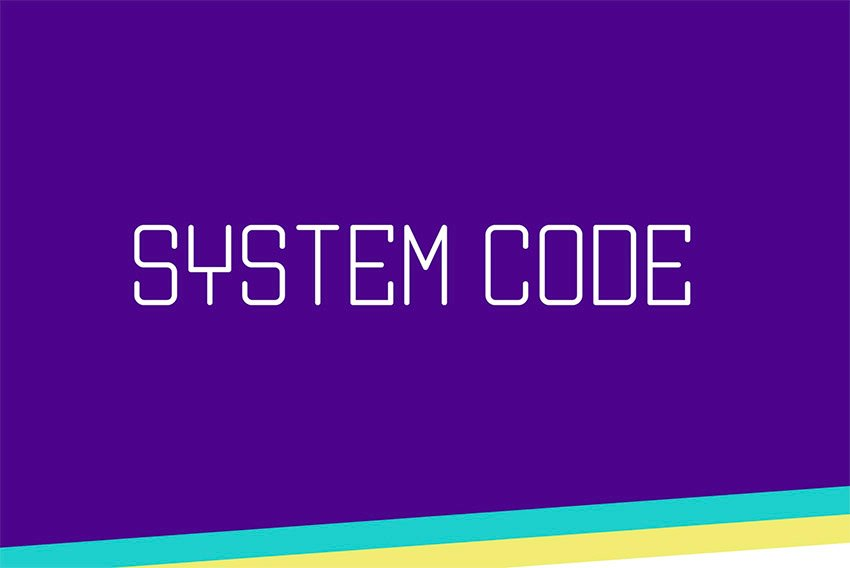 System Code