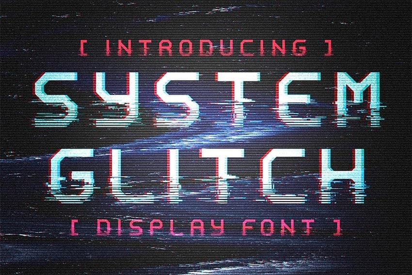 System Glitch
