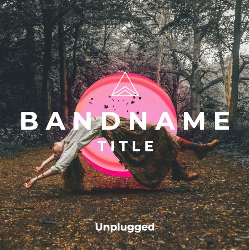 Alternative Album Cover Maker