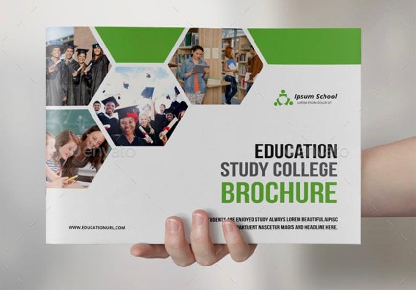 Education Brochure Design v2