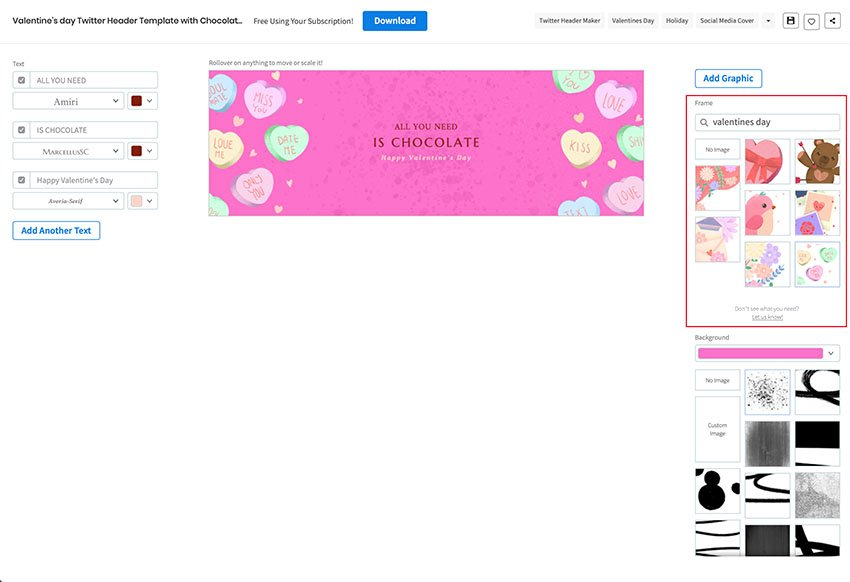 Placeits Facebook Cover Photo Maker