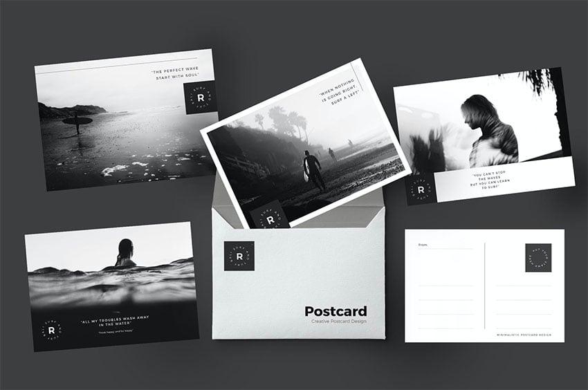 Postcard Template
