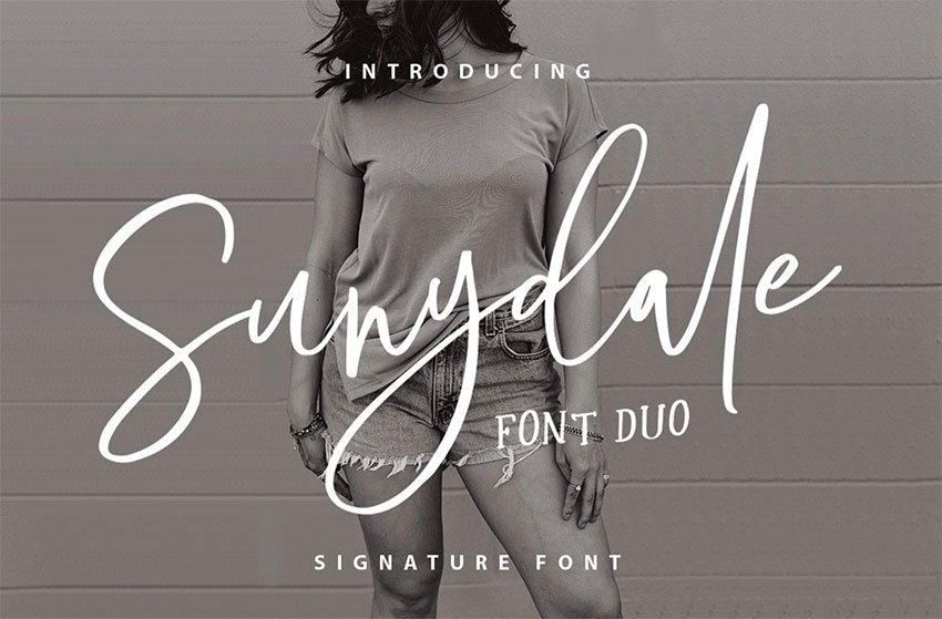 Sunydale - Free Font Download