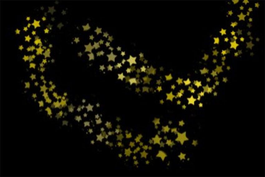 Star Rain - Brush