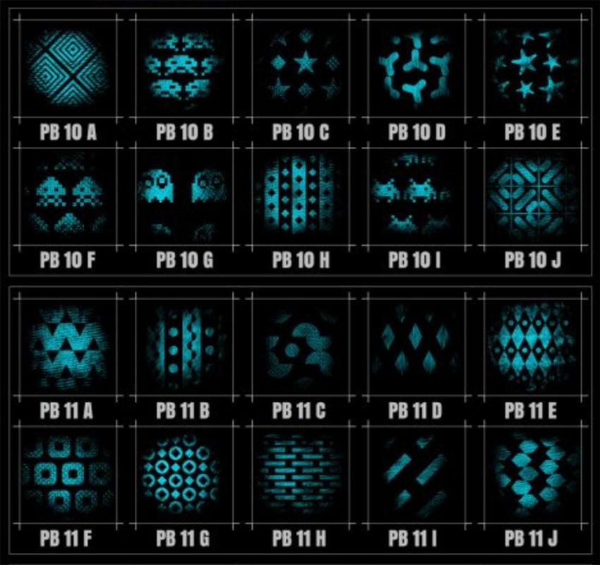 Affinity Designer Pattern Brush Free Pack
