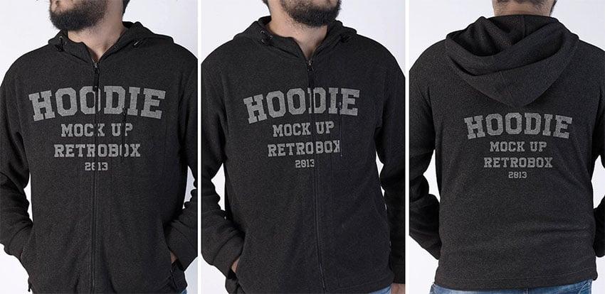 Download Hoodie Mockup PSD