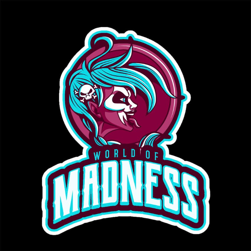 Gaming Logo Maker with a League of Legends-Inspired Character