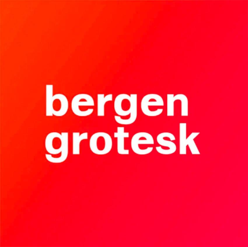 Bergen Grotesk Font